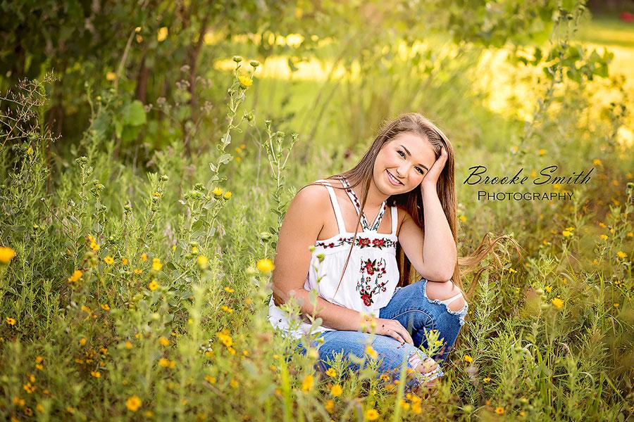 Senior portraits Wichita